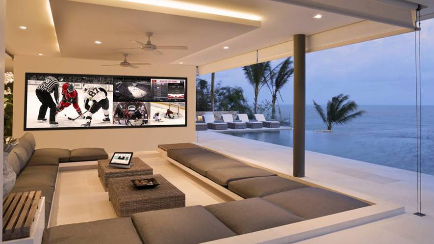 Barco Residential Home Theater