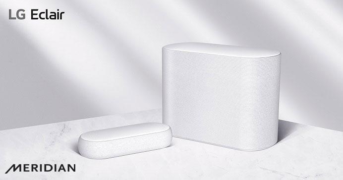 LG Eclair QP5 soundbar